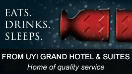 Services at Uyi Grand Hotel & Suites